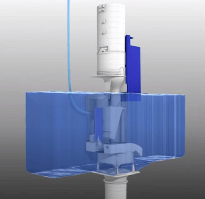 Réglage flotteur d'une chasse d'eau de WC suspenduGrohe