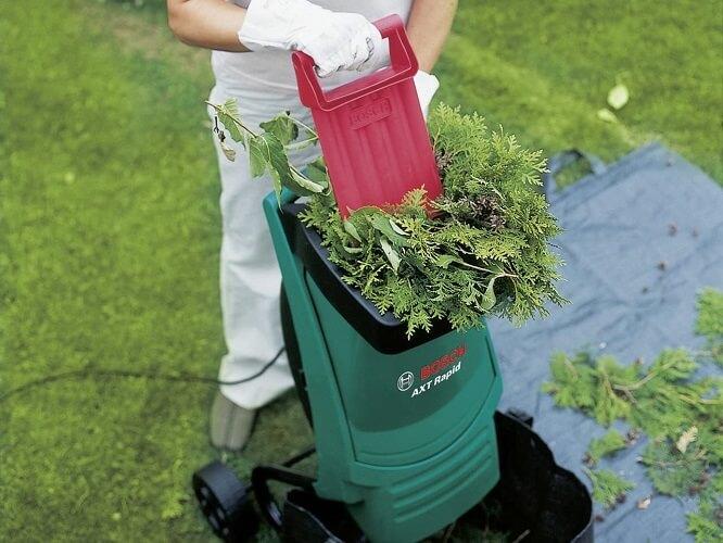 Broyeur de végétaux Bosch