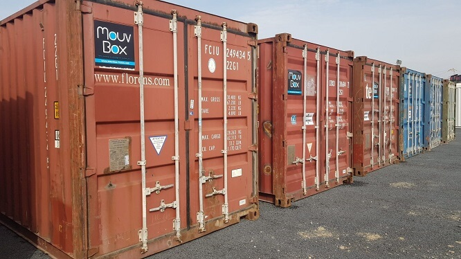 Maison container occasion